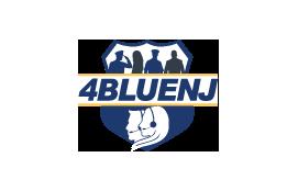 4BLUENJ Logo